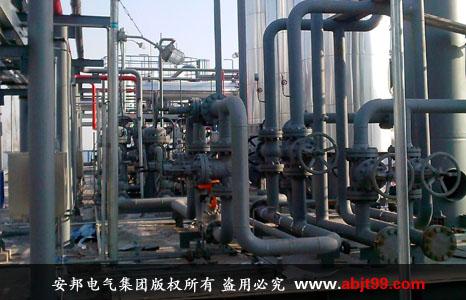 天然气管道电伴热保温施工图